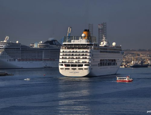 700,000 passengers at Valletta Cruise Port