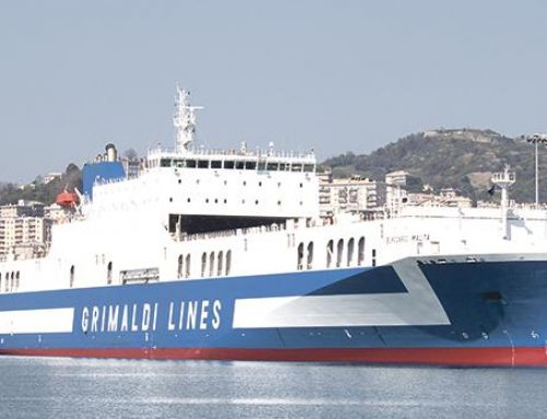 Grimaldi Group Orders Six Hybrid Ro/Ro Vessels