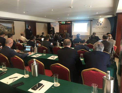 MMF CEO delivers presentation at SEP 2019 Conference