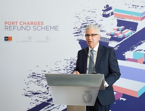 MMF welcomes the Port Charges Refund Scheme