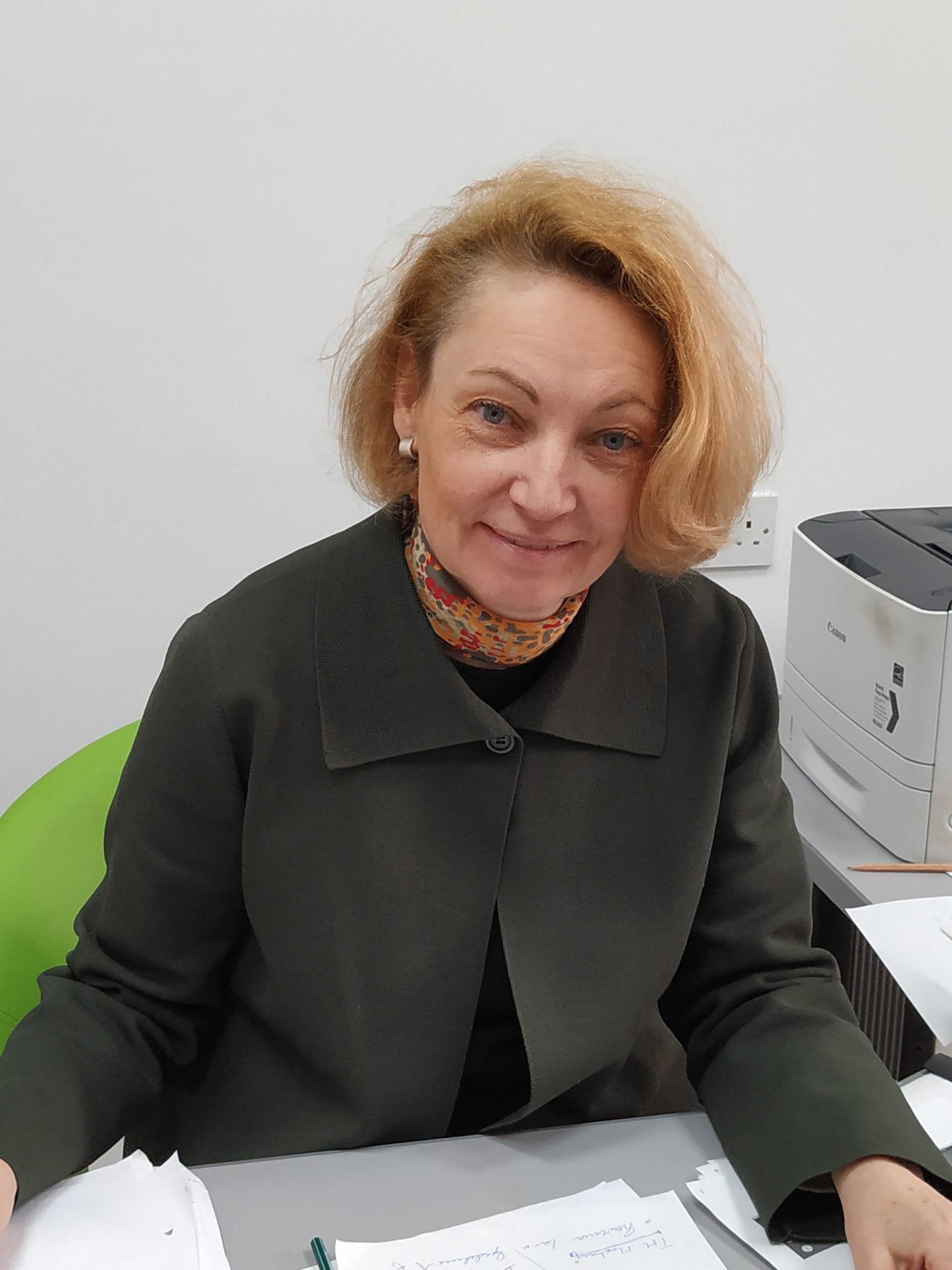 Ms Karin Grech M.A.