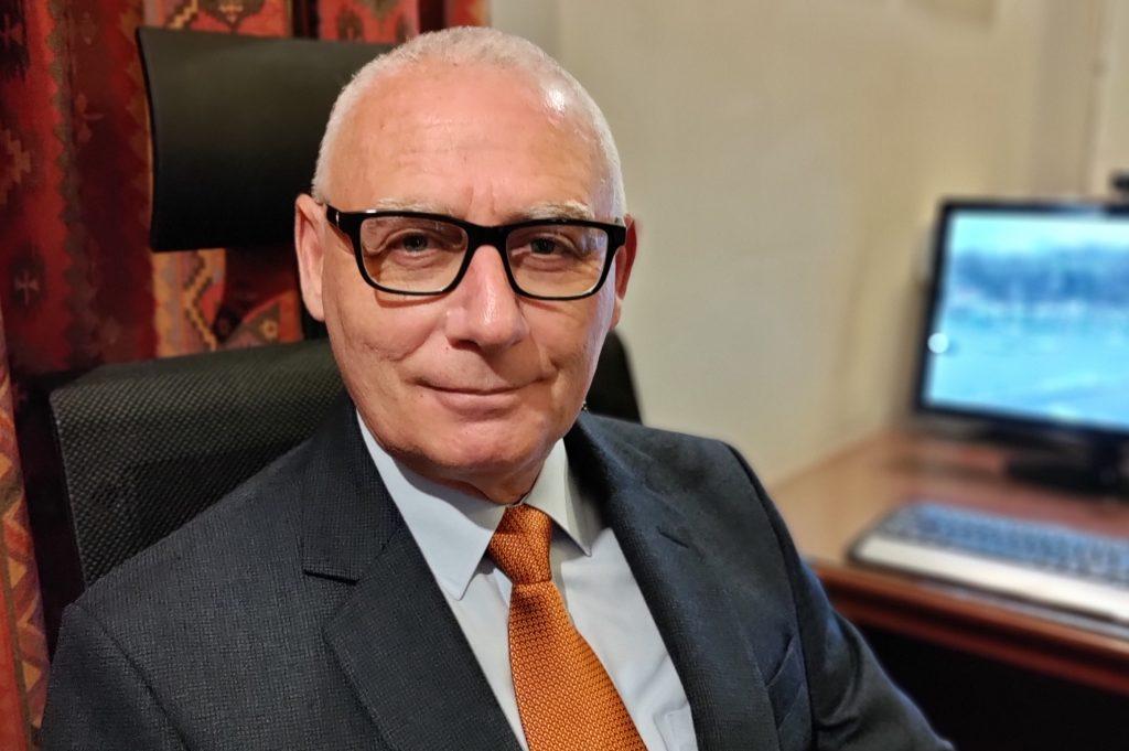 Judge Emeritus Joseph Zammit McKeon
