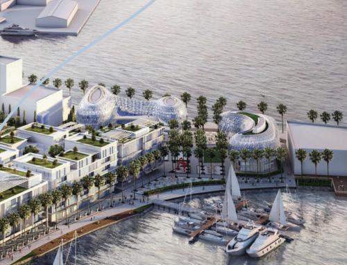 MMF present at launch of Valletta Grand Harbour Strategic Plan